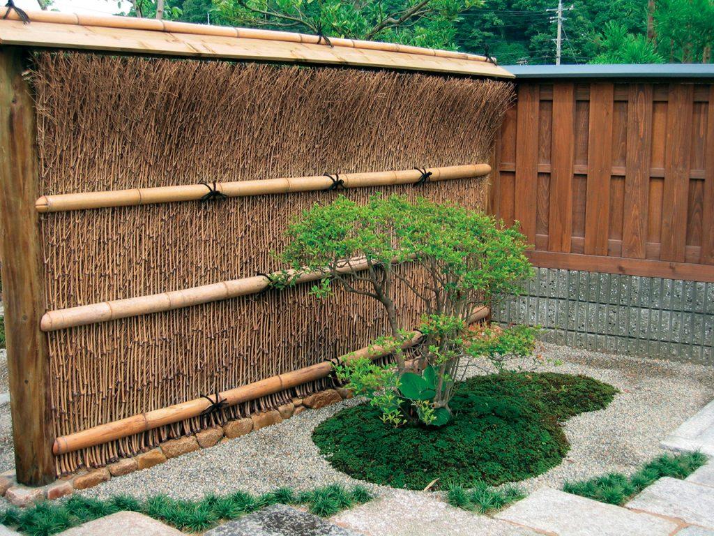 「和」の伝統的な庭を設える