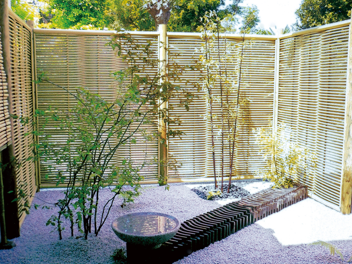「庭」の新装やリニューアルに