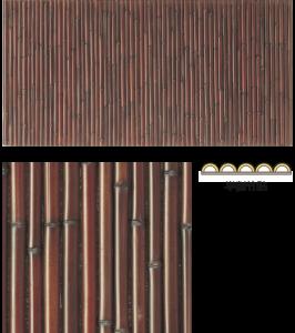 染煤竹半割横貼(防虫)