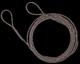 ワイヤーモッコ・ロープ